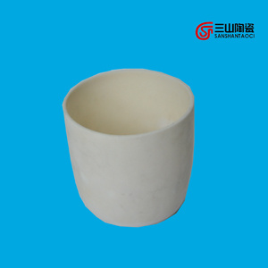 Alumina Crucible Alumina Ceramics with High Temperature Resistance pictures & photos