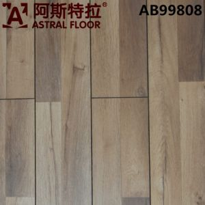 Waterproof 12mm HDF New Rotten Wood Grain Surface Laminate Flooring (AB99808) pictures & photos