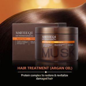 Factory Offer New Hair Treatment Argan Oil Shampoo Conditioner Hair Mask pictures & photos