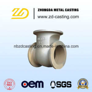 Customized China Foundry Ductile Iron Sand Casting for Pump Fitting pictures & photos