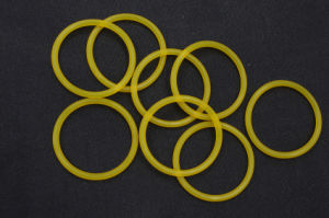 China Factory Clear Silicone Rubber O Ring pictures & photos