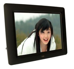 9.7 Inch ABS Digital Picture Frame with 1024*768 Resolution