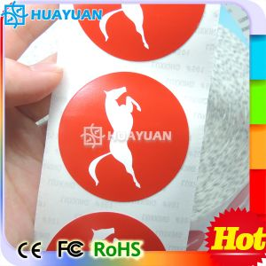 URL read and write NTAG213 Smart RFID Label NFC sticker pictures & photos