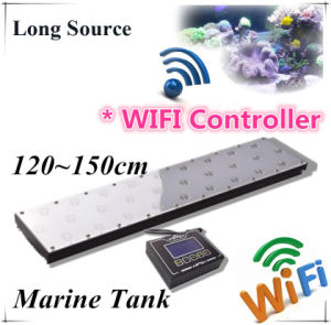4 Channel Dimmable WiFi Programmable LED Aquarium Reef Light
