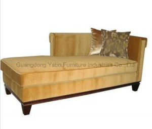 Lounge Sofa with Pillow Modern Furniture pictures & photos