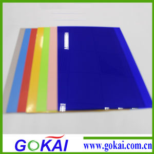 PVC Rigid Sheet Factory pictures & photos