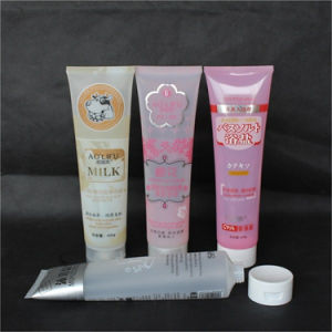 Whole Clear Plastic Cosmetic Empty Tube pictures & photos