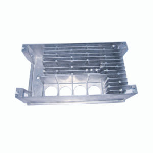 Fast Delivery Time Base Station Aluminum Die Casting Parts pictures & photos