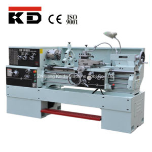 Gap Bed Manual Metal Turning Lathe Machine C6132zk pictures & photos
