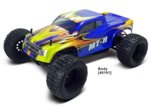 12401-1/12 Scale Ep Standard-1/12th 2WD Electric Power R/C Monster Truck pictures & photos