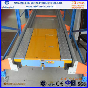 Nanjing Ebil Metal Automated Steel Q235 Radio Shuttle Shelf pictures & photos