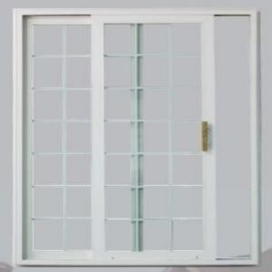 PVC Sliding/Hung/Casement Window Leadfree with Double Glaze Low E Glass pictures & photos