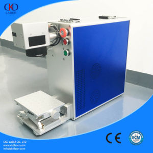 Fiber Laser Mini Marker Marking Machine for Metal pictures & photos