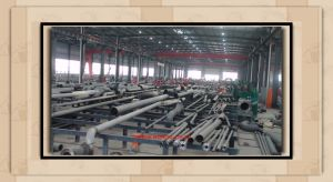 Factory Type Automatic Pipe Spool Fabrication/Production Line/Solution pictures & photos