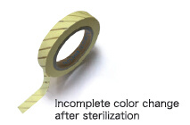 Autocave Indicator Tape Ce Approved, Chemical Indicator pictures & photos