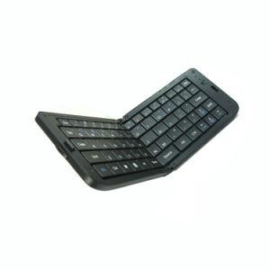 78keys Folding Wireless Bluetooth Keyboard pictures & photos