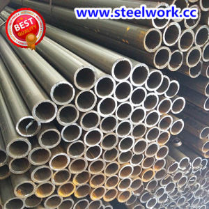 Professional Manufacturers ERW Welded Round Steel Pipe (T-01) pictures & photos
