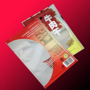 Three Side Sealed Packaging Bag pictures & photos