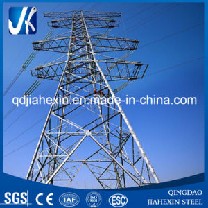 High Quality Stable Transmission Steel Tower/Power Tower/Electric Tower pictures & photos