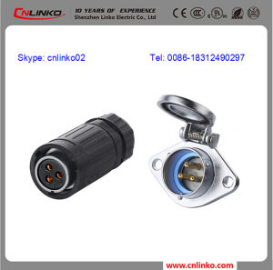 Electrical Swivel Connector/Electrical Plug and Socket Connectors/Cable End Connectors pictures & photos