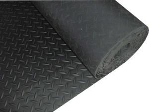 Diamond Rubber Sheet, Diamond Tread Rubber Sheet, Rubber Mat, Flooring Rolls pictures & photos