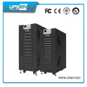 Big Low Frequency Online UPS System 10k - 100kVA with Batteries pictures & photos