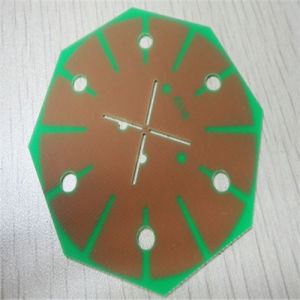 Fr4 Material Single-Side PCB LED PCB Manufacturing pictures & photos