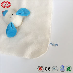Dog Cute Naughty Super Soft Standard CE Baby Care Blanket pictures & photos