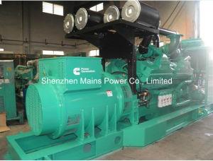 Qsk60-G4 2000kVA UK Cummins Diesel Generator 400V, 1500rpm pictures & photos