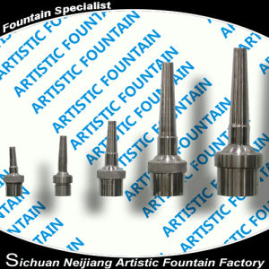 Upright Fountain Jet Nozzle