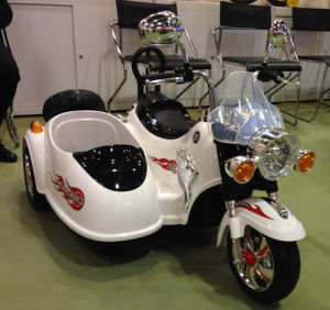 New Model Ride on Motorcycle with Side Car pictures & photos