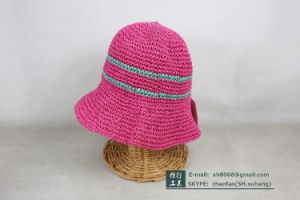 Paper Straw Hat (XH-PA2134) pictures & photos
