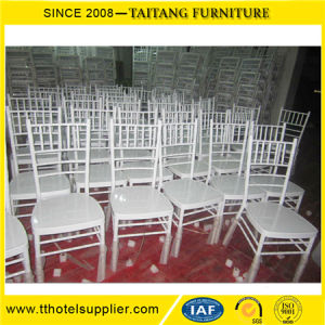 Modern Banquet Bamboo Chair Wholesale Chiavari Chair with Different Color Options Metal pictures & photos
