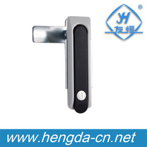 Yh9617 Zinc Die-Casting Plane Lock for Electronic Cabinet pictures & photos
