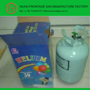 Europe Disposable Helium Cylinder (30 Lb) pictures & photos
