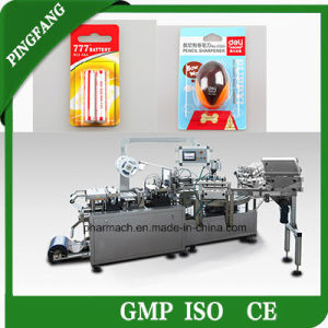 HP-350 Rotary Paper Plastic Blister Packaging Machine pictures & photos