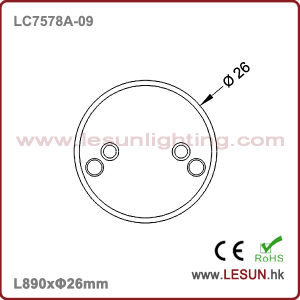 SMD2835 15W Replaceable T8 Tube pictures & photos