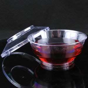 Plastic Bowl Ice Cream Bowl with Lid Tableware pictures & photos