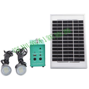 Solar Generator with 12V / 4ah Lead-Acidbattery Newly in The Market pictures & photos