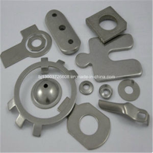 OEM Precision CNC Machining Stainless Steel Stamping Parts