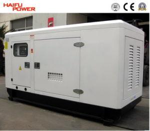 160kw/200kVA EPA Silent Diesel Generator Set pictures & photos