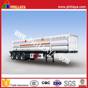 6 Tube Bundle CNG Filling Station Steel Cylinder CNG Container pictures & photos