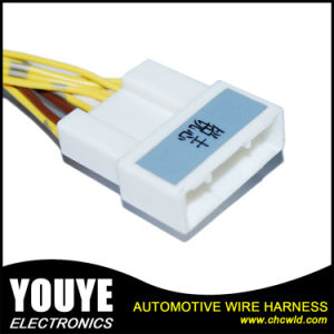 Alibaba COM Suppliers Automotive Wire Harness 3 Pin Connector Wire Harness pictures & photos