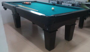 7.5′ Hig End Pool Table with Competitive Price (PT88) pictures & photos