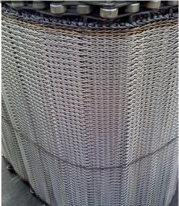 Wire Mesh Belt for Heating Treatment, Food Processing Equipment pictures & photos