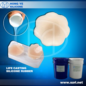RTV 2 Liquid Silicone Rubber for Sex Dolls pictures & photos