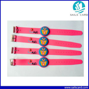 Hot Sale Custom RFID Wristband for Promotion Gift pictures & photos