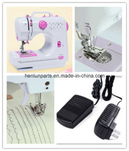Chinese Supplier of Mini Sewing Machine (Htj-505A) pictures & photos