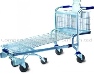 Hand Cart, Trolley Bag, Supermarket Metal Trolley pictures & photos