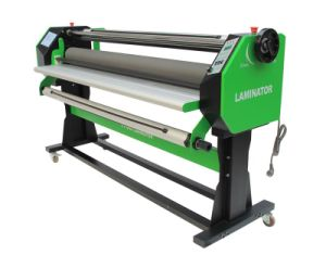 Automatic Hot Cold Roll Laminator (1630mm) pictures & photos